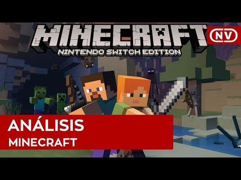 Análisis: Minecraft Nintendo Switch