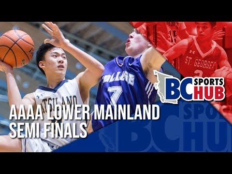 Lower Mainland AAAA Finals Preview - St. Georges vs Van College