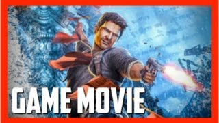 Uncharted 2: Among Thieves - PS4 Remaster [Game Movie] - Nathan Drake Collection