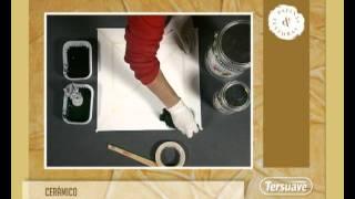 Pátinas y Texturas: Cerámico