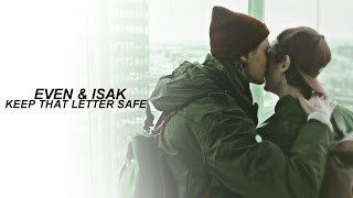 Even/Isak | keep that letter safe