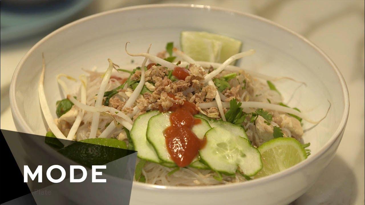 Pad Thai, 2 Ways | Home Plate