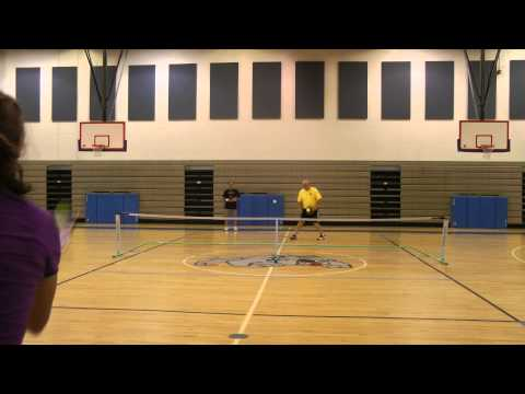 Pickleball at Brewster Middle School
