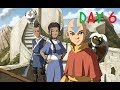 || Day 6 || Riva (Restart The Game) || Avatar The Last Airbender ||