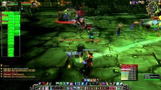 World of Warcraft: Warlords of Draenor - Hellbreach Raid Finder - HD Gameplay