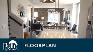 New Homes by Pulte Homes - Terravista Floor Plan