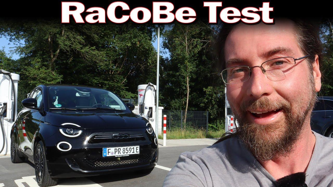 Fiat 500e - Consumption & range at 90/110/130 km/h