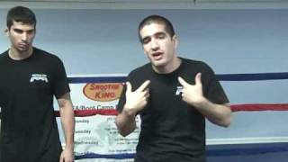 Freestyle Fighting Academy (FFA) Technique of the Week – The Uppercut!