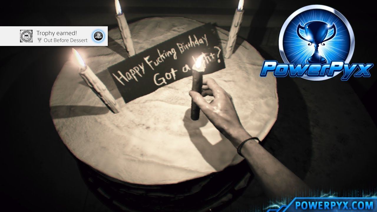 Resident Evil 7 Happy Birthday Code Happy Birthday Messages