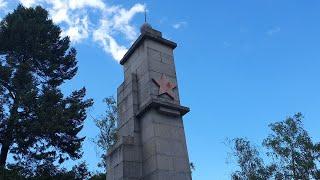 Soviet Memorial Cemetery, Oranienburg Germany