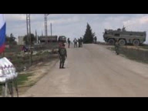 Syria opens three