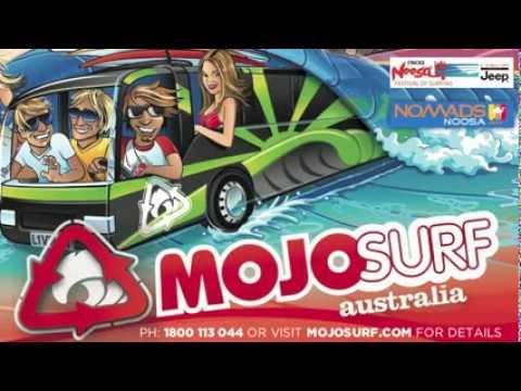 Noosa Festival Of Surfing - Mojo Surf Backpacker Surf Challenge 2014