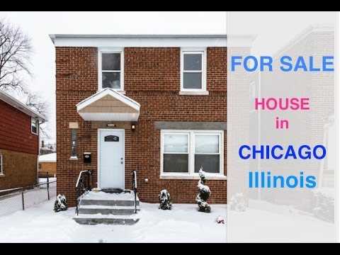 Homes for sale in chicago illinois youtube for House for sale at chicago