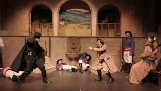 ZORRO musical Promo at LifeHouse Theater