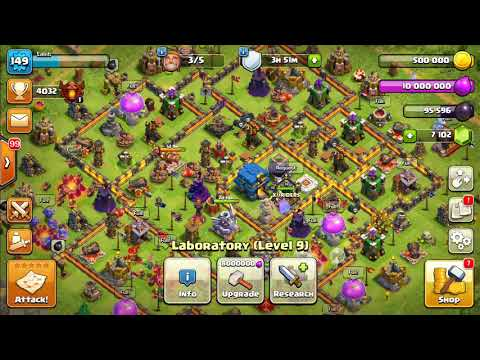 TH12 first look new defense army troops upgrade   new update 2018   Clash of Clans
