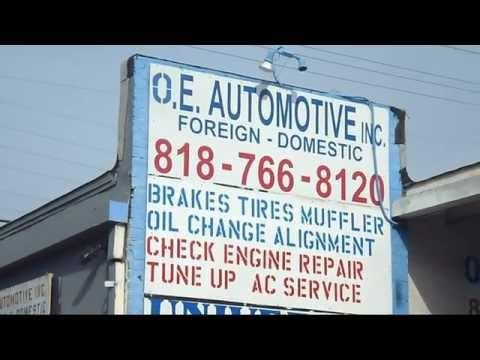 Auto Repair North Hollywood CA, CALL (818) 766-8120