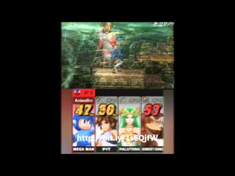 Super Smash Bros 3DS Download US Version [NO SURVEY]