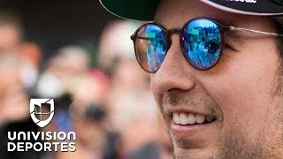 """Sergio Pérez sobre el GP de EEUU: """"Donde puse el auto hoy no era el lugar que se merecía"""""""
