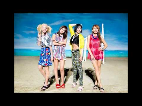 2NE1 -Falling in love MP3 |MichiFuCreations
