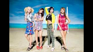 2NE1 -Falling in love MP3 |Seul Ki チャンネル