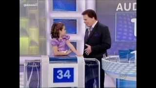 Maisa e Patrícia Jogo das 3 pistas 04/03
