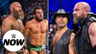 Did Triple H just tease a DX vs. #DIY dream match?: WWE Now
