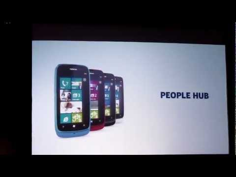 Nokia Lumia 610 TV Ad Commercial [ Launch Event ]
