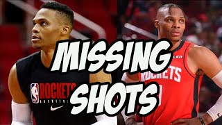 Is Russell Westbrook Hurting The Rockets? NBA 2020