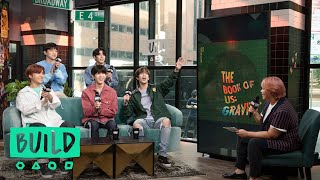 """Day6 On Their Mini-Album, """"The Book of Us: Gravity"""""""