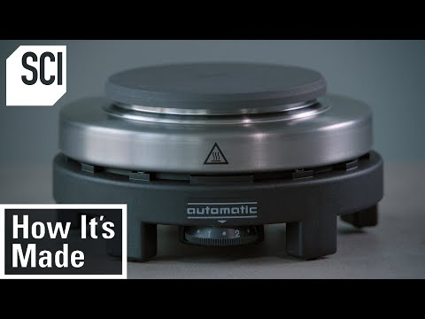 How It's Made: Travel Hot Plates