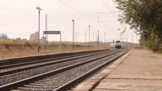 Renfe Altaria 334 - Estación de Castillejo - Añover