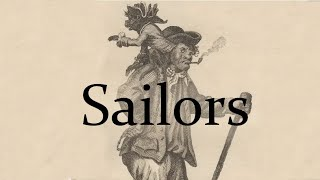 The Life of Sailors - The Nutmeg Tavern Replay July 31, 2020