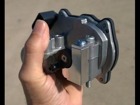 Removing V157 to install Dieselgeek P2015 repair bracket - YouTube