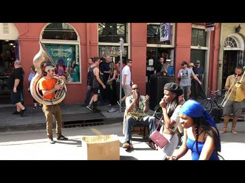 New Orleans - French Quarter Fest Day 1