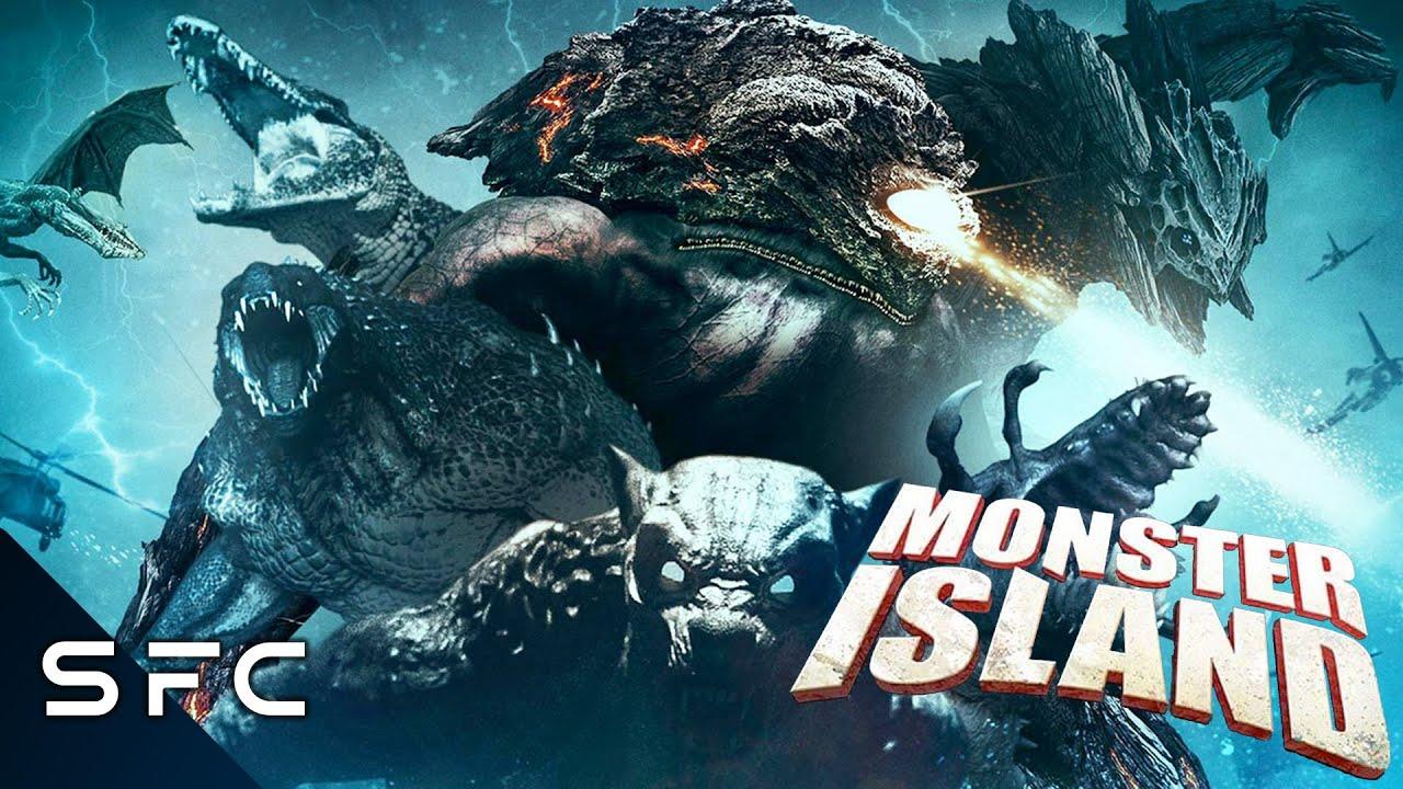 Monster Island | Full Sci-Fi Movie