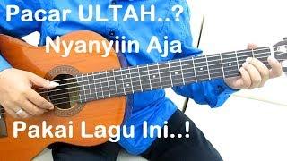 Pacar ULTAH..? Nyanyiin Aja Pakai Lagu Ini..! Selamat Ulang Tahun (Genjrengan Gitar)