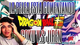 DRAGON BALL SUPER CAP 109 REACCIÓN/ ¡LA GENKIDAMA NO ESTÁ FUNCIONADO!/ ¿GOKU PERDIÓ?