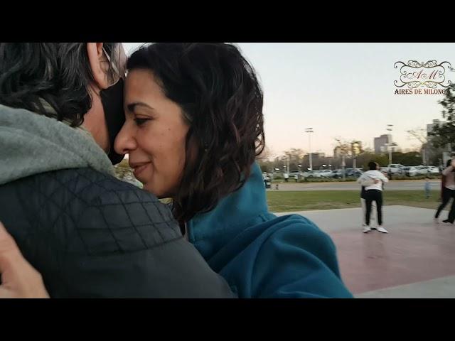Milonga en el rio de Vicente Lopez, domingos, tango en Buenos Aires