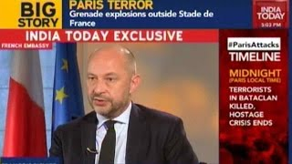 Nothing But The Truth: French Ambassador To India On Paris Attacks