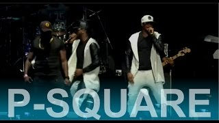 P-SQUARE PERFORMANCE at One Africa Music Fest 2017