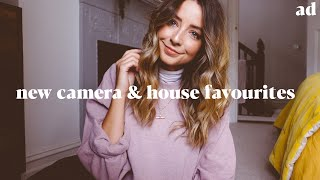 New Camera & House Favourites | ad