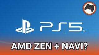 PS5 (PlayStation 5): hardware basato su architetture AMD Navi e Zen e focus su PSVR?