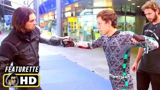 CAPTAIN AMERICA: CIVIL WAR (2016) Behind the Scenes [HD] Marvel
