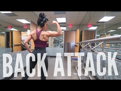 MY SECRET TO SHREDDING WAS THIS | BACK & BICEP WORKOUT