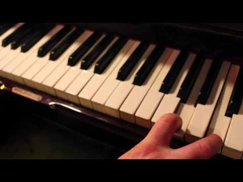 "Behind Closed Doors (Charlie Rich, ""Pig"" Robbins) country piano tutorial"