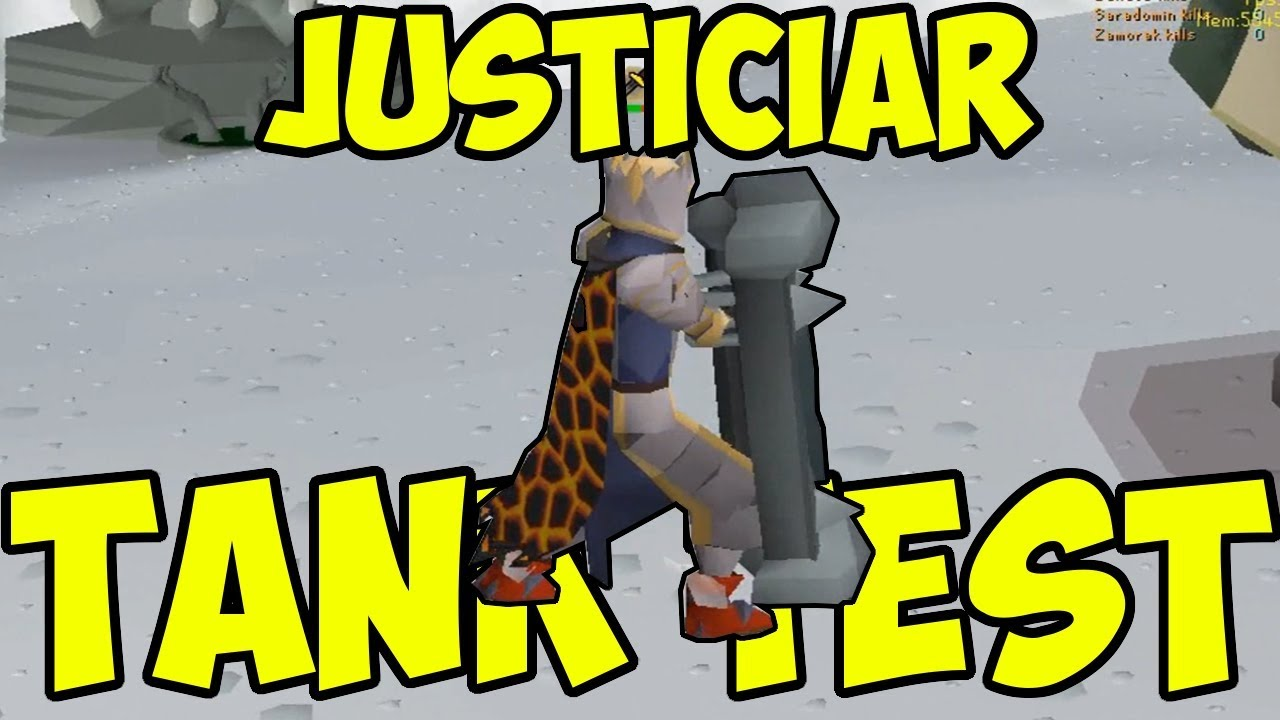 Is Justiciar Armor OP?