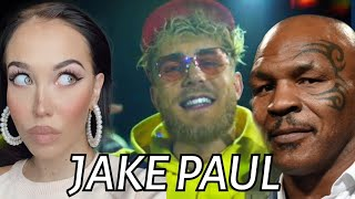 FEMALE DJ REACTS TΟ Jake Paul - Park South Freestyle (Official Music Video)Ft. Mike Tyson (REACTION)