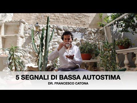 5 SEGNALI DI BASSA AUTOSTIMA