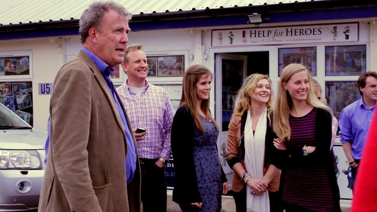 Jeremy Clarkson Family Jeremy Clarkson | Tedw...