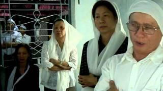 Tang lễ bà (Miều) Anna Nguyễn Thị Diệm 1920 -2016(Khúc Giản,  Hải Phòng)(phần1)
